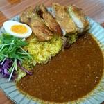 沖縄黒糖カレーの店 あじとや -