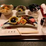 京懐石 音羽屋 - 料理写真: