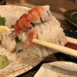 ダイフク - 湯引き、梅肉で(2019.8.6)