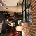 ブルーブックスカフェ -