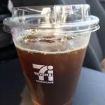 セブンイレブン - ドリンク写真:アイスコーヒー(108円)_2019年8月