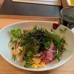 チャノマ - お野菜たっぷりビビンバ