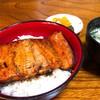 川よし - 料理写真:うな丼 800円