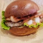 113024336 - ハンバーガー