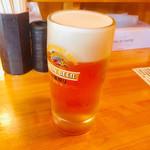 第三秋元屋 - 生ビール530円