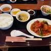 柘  - 料理写真:酢豚定食¥1,000