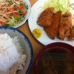 三河屋食堂 - 本日の定食