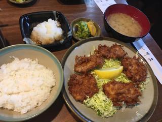 銀座 井泉 - 豚から定食