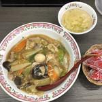 餃子の王将 - 中華飯@460(税別)