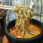 麺屋 たか - 麻辣辛味噌つけ麺