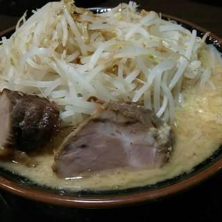 麺屋 たか - 料理写真:濃厚にんにく野菜ラー麺