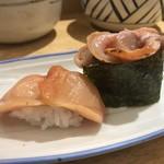和礼寿司 - 赤貝ふたたび