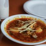 """パキスタン レストラン - """"土芋獣肉(アル・ゴーシュト)"""""""