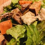 113037019 - フライドしたお野菜の食感が生野菜だけじゃなくて嬉しい。