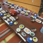 瀬登 - 料理写真:朝食