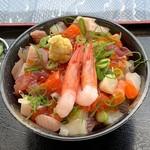 お食事処 海鮮かわさき - メイン写真: