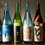 SAKANASAKABAゆいと - 日本酒集合