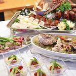 Restaurant Garden - 各種パーティー利用承ります!お料理のメニュー内容もお気軽にご相談下さいませ。