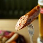 ピザ風味ソーセージ Pizza Sausage