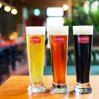 多彩なラインナップが魅力☆ドイツの味を体現するクラフトビール