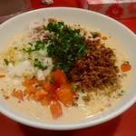 113049505 - 限定冷やし担々麺(850円)