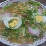 丸一製麺所食堂 -
