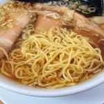 支那ソバ へいきち - 麺