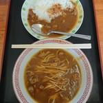 113059000 - いんど麺(小)とカレーライス(小)のセット