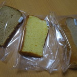 鎌倉しふぉん - ロイヤルミルクティー、チーズ、シナモン