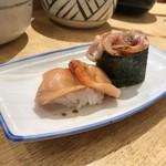 和礼寿司 - 赤貝(380円)