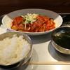 よっこらしょっ - 料理写真:ロースからし焼き定食