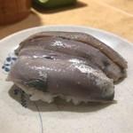 和礼寿司 - いわし(130円)