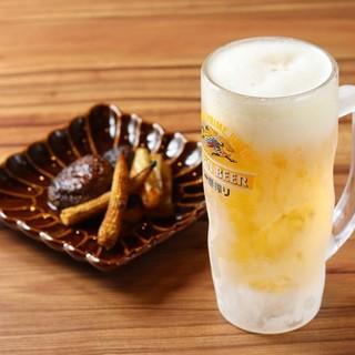 キン冷ビール