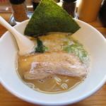 らぁめん二代目オカワリ - 鶏白湯 700円