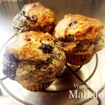 Vegetable Cafe Mahaloha - ブルーベリーマフィン
