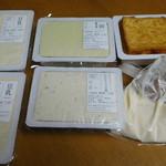豆吉 - 料理写真:買求めた品々