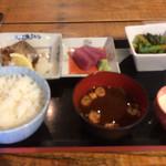 魚正宗 - 日替り定食 900円