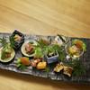 ふしきの - 料理写真:八寸(酒肴の盛り合わせ)
