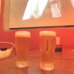 Bur Bar Ger - ビールで頂きます~
