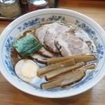 ごとう - チャーシュー麺900円