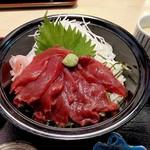 三重の海鮮市場 豊和丸 - マグロ丼