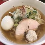 麺画廊 英 -
