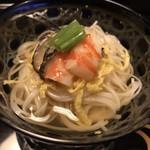 懐石 辻留 - 素麺