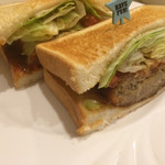 kitahama sandwich APPLIQUE -