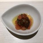 nikushouiyasaka - 牛タンのハンバーグ