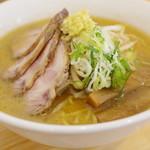 八乃木 - 味噌チャーシューメン