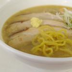 眞麺 穂高 - 麺
