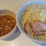 113094943 - 陸 つけ麺ニンニクアブラ