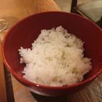 百膳 - 45℃の白米
