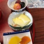 きたみち庵 - 果物、漬物